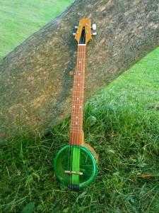 banjo up